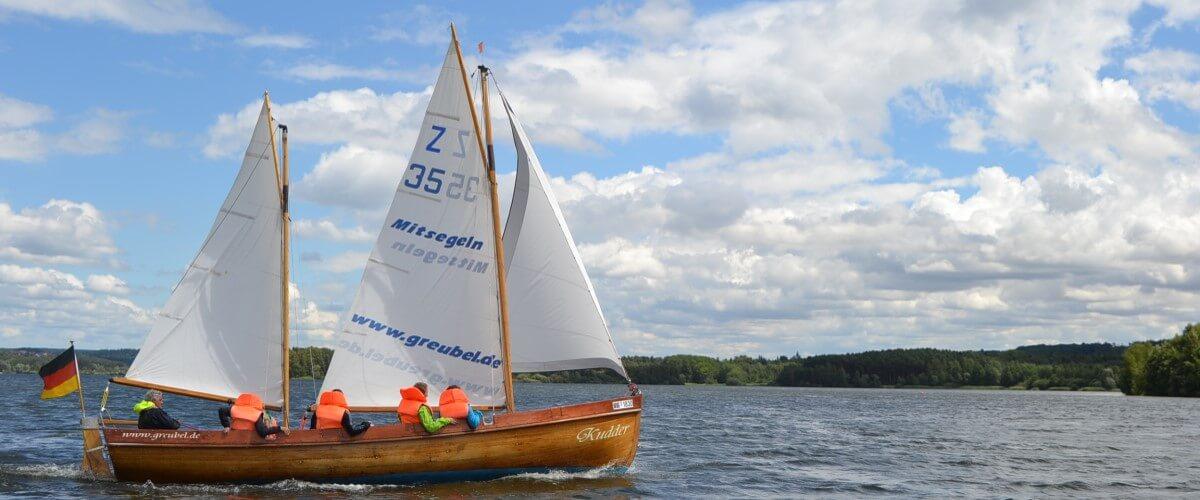 Greubel Yachtsport (Mitsegeln)